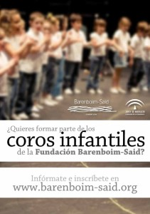 20131009 coros infantiles cartel