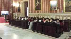 alumnos  concejales